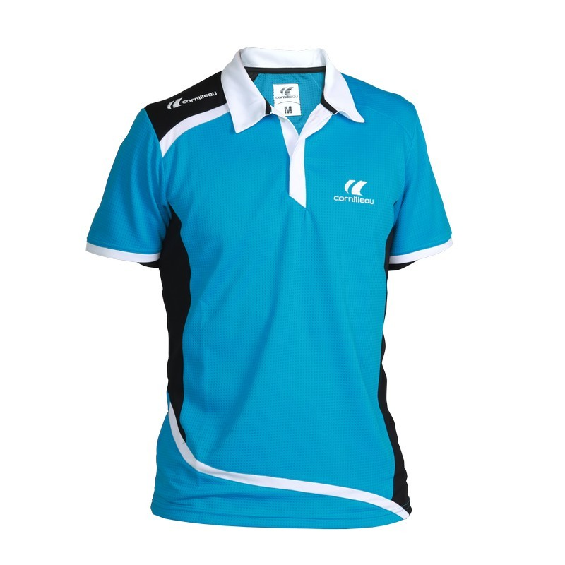 CONTEST POLO BLUE - MEN