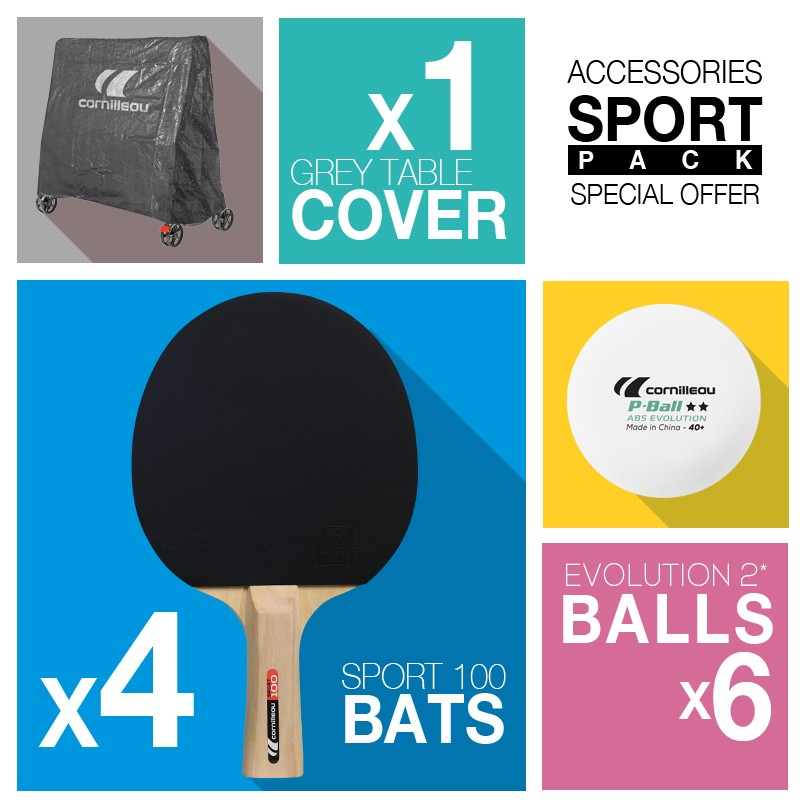 Sport Accessory Pack