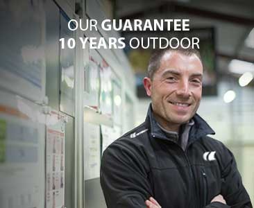 Our guarantee 10 years